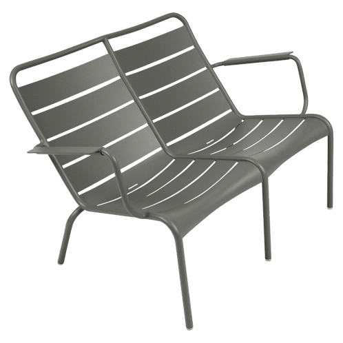 Luxembourg Duo Low Armchair - ROSEMARY