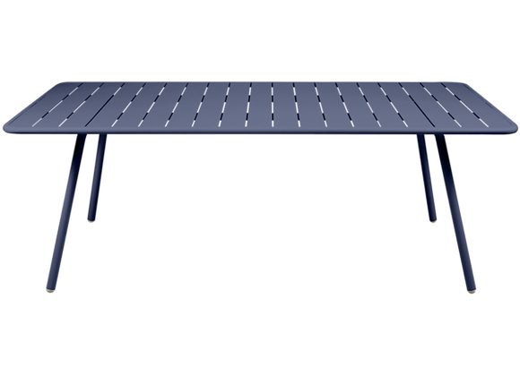 Luxembourg Bord 207x100 - DEEP BLUE