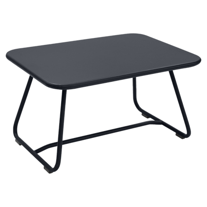 SIXTIES Low Table - ANTRACITE