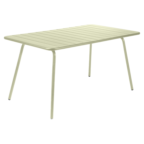 Luxembourg Bord 143x80 - WILLOW GREEN