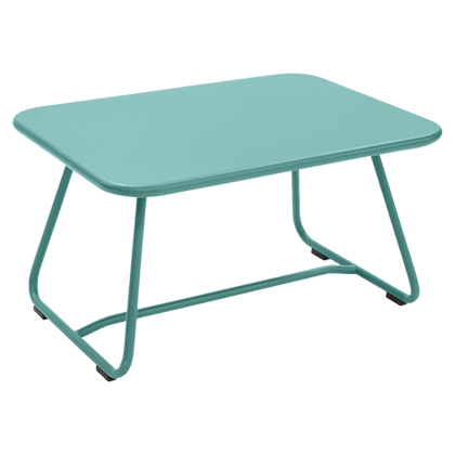 SIXTIES Low Table - LAGOON BLUE