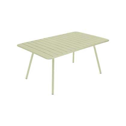 Luxembourg Bord 165x100 - WILLOW GREEN