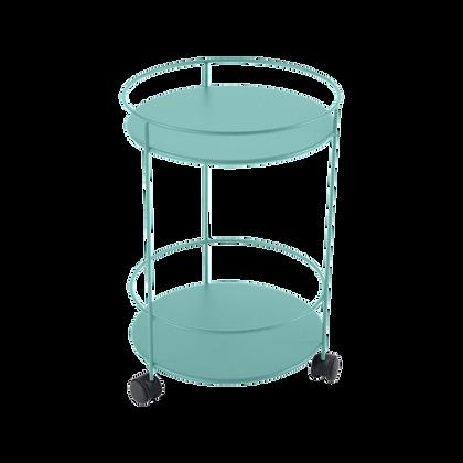 Guinguette Double Top Table - LAGOON BLUE