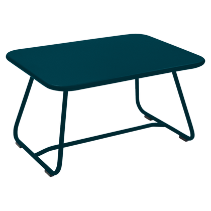 SIXTIES Low Table - ACAPULCO BLUE
