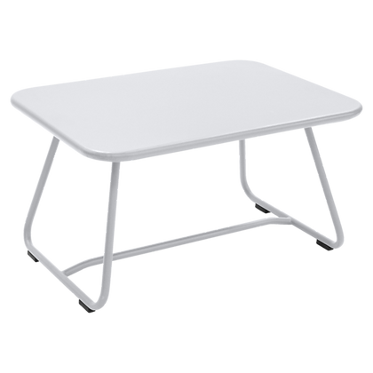 SIXTIES Low Table - COTTON WHITE