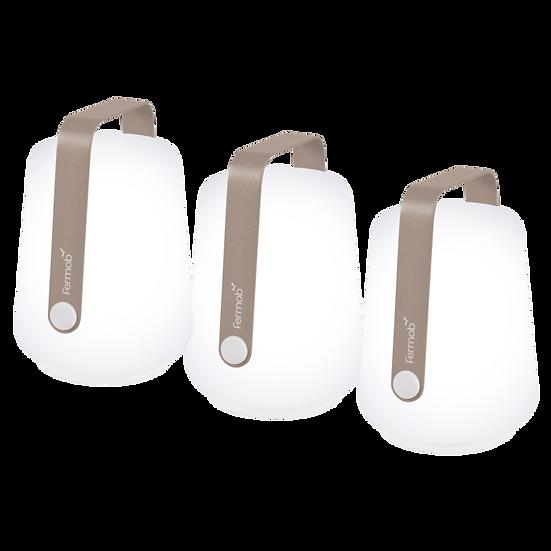 Balad Lampe 12 cm - 3 STK
