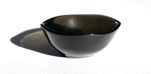 Black Obsidian Small Bowl