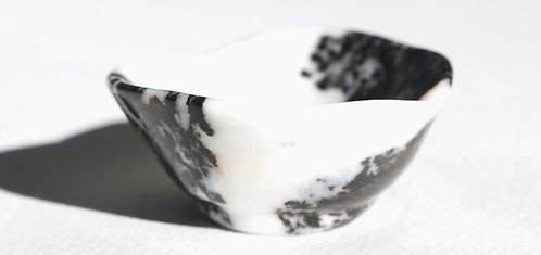 Jasper Zebra Small Bowl