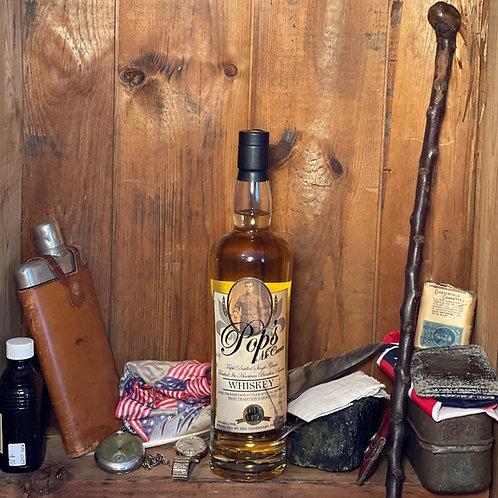 Pops McCann Single Grain Whiskey - Import Available in store.