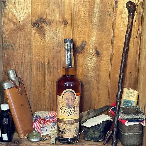 Pops McCann Train Whistle Wheated Bourbon