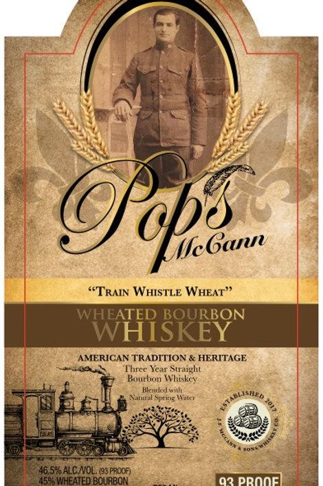 Pops McCann Train Whistle Wheat