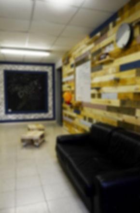 משרד צוות דיר כרמאל משגב לאחר סיום הסדנה