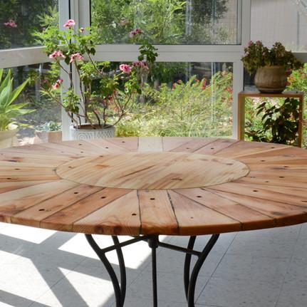 שולחן השמש של רחל