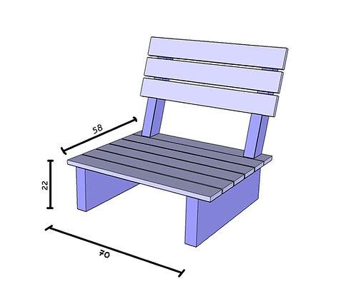קורס בניית כיסא