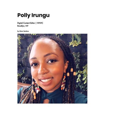 KO-OP Interview w/ Polly Irungu