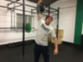CrossFit #YO4 Functional Fitness & Training in Pocklington, England