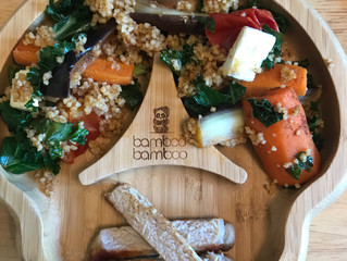 Tasty Tuesday - Autumn Couscous with Roast Squash and Feta