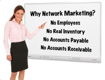 The validity of Network Marketing – best industry, wave of future, building your dreams not someone