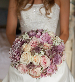 Blush pink and purple rose bouquet_edited