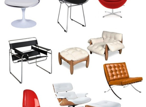 Designers famosos e suas principais criações! Parte 1