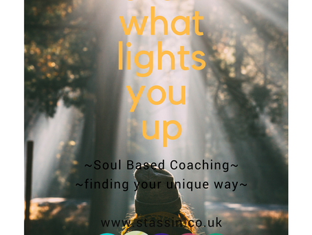 Day 2 ~ Follow What Lights You Up