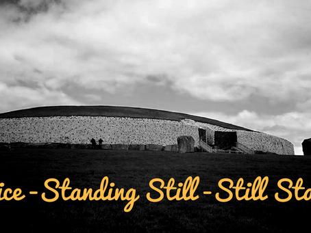 Standing Still at Solstice