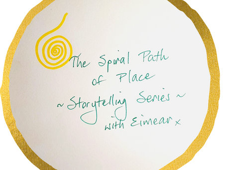 Spiral Path of Place Session 3 Live