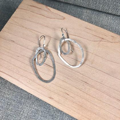 classic circle earrings #1