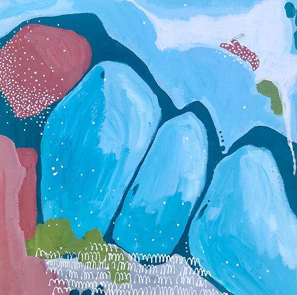 sky boulders