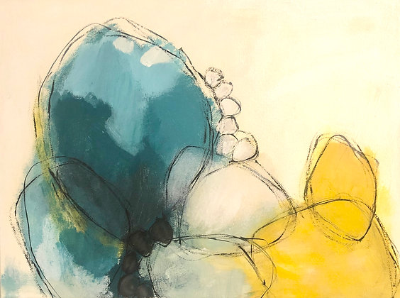 mossy pebbles 1