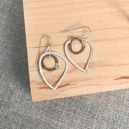 classic circles earrings #22