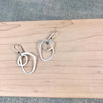 classic cirlce earrings #8