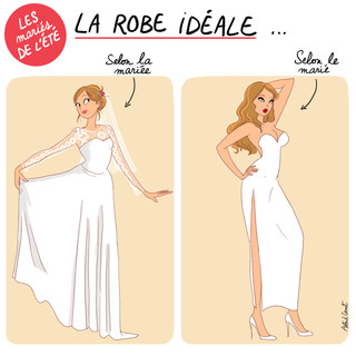 la robe idéale