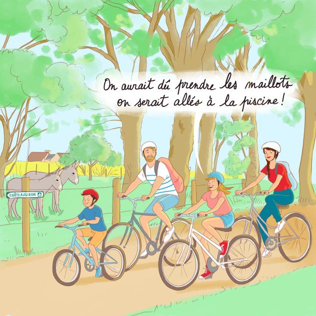 Illustration pour la mairie de Chareaugiron