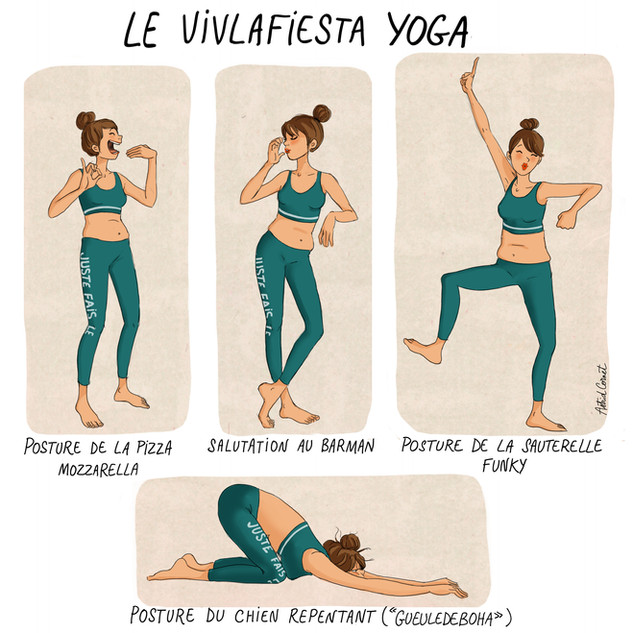 Vivelafiesta yoga