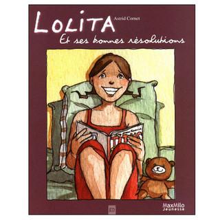Lolita et ses bonnes résolutions, Editions Max Milo jeunesse