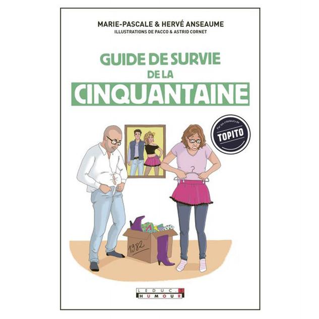 Guide de Survie de la cinquantaine, Editions leducs