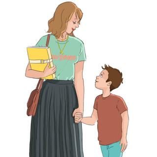 """Illustration pour """"Mon p'tit cahier, Mon enfant à haut potentiel"""" ( Editions Solar )"""
