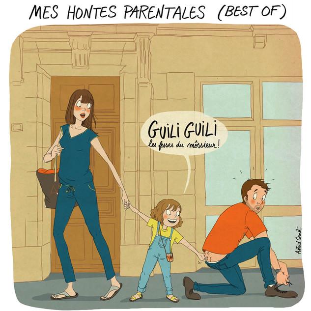 Les hontes parentales