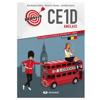 livre scolaire CE1D, Editions  de Boeck