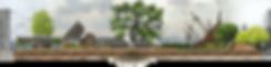 Photoshop bird utopia nature eden design landscape