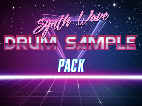 FREE Synth Wave Drum Pack (coupon: MIDNIGHTRIDER)