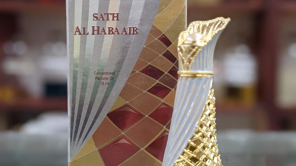 Sath Al Habaaib Concentrated Oil Perfume 18mL