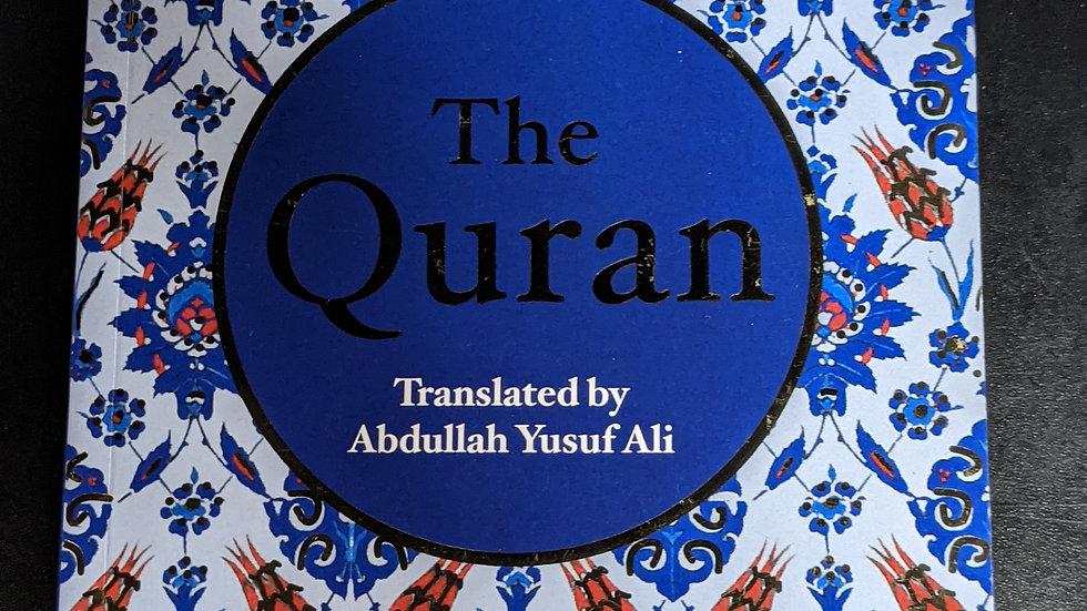 The Quran Translated by Abdullah Yusuf Ali