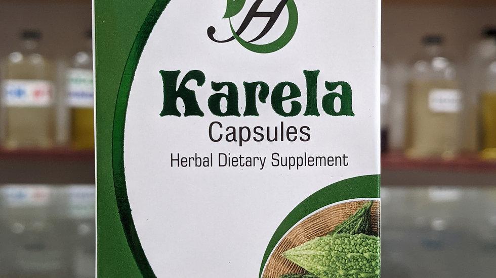Herboganic Karela 60 Capsules