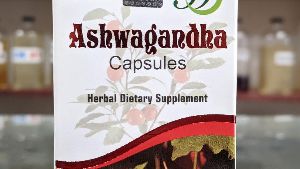 Herboganic Ashwagandha 60 Capsules