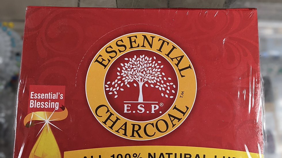 Essential Charcoal 10 pack