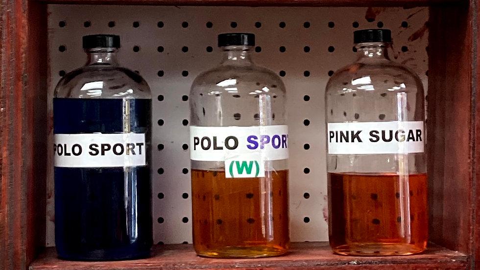 Body Perfumes & Burning Oils (Perry Ellis(W) to Peach & Cream)