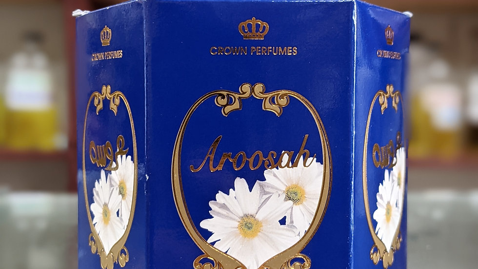 Aroosah Concentrated Perfume(Roll On) 6x6mL