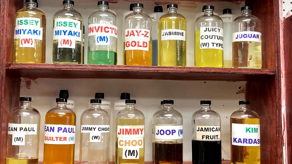 Body Perfumes & Burning Oils (Issey Miyake(W) to Jamaican Fruit)